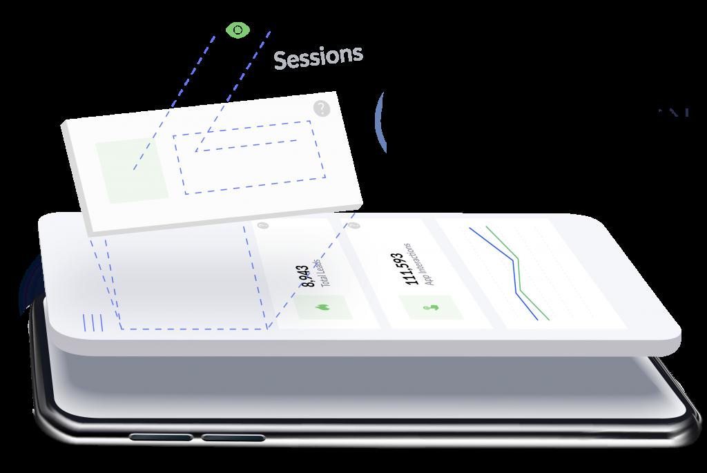 The Conversion Cloud Dashboard